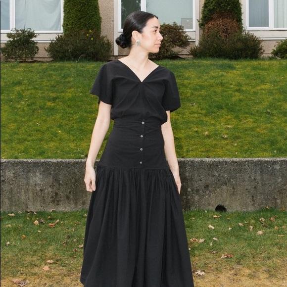Black Crane Dresses & Skirts - Black Crane Lantan Skirt Black Size L